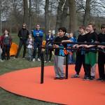 udendørs motionsredskaber i Herning de unge træner