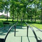 Udendørs træningsredskaber parallel bare Jyllinge
