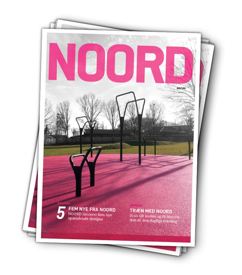 Udendørs motionsredskaber Katalog