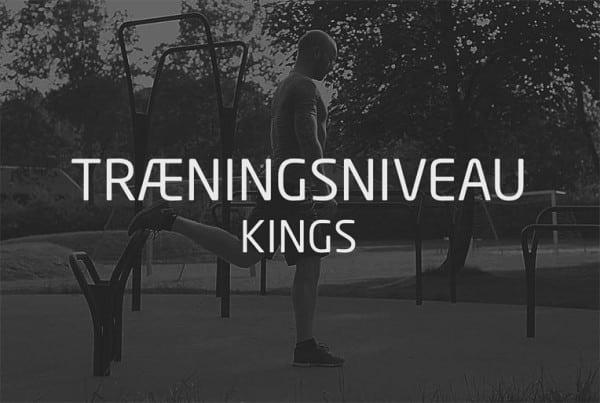 Udendørs træning inspiration kings