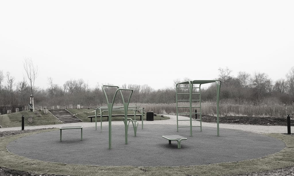 Hillerød aktivitetshave - Spirerne fra NOORD - udendørs træning