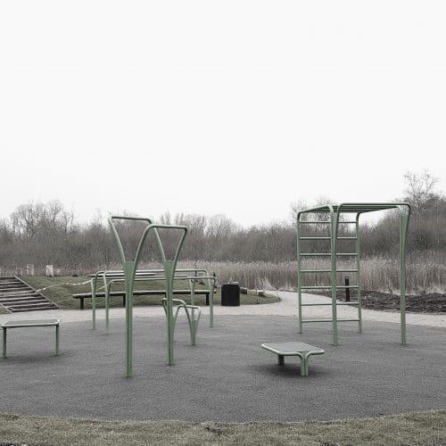 Hillerød aktivitetshave Spirerne fra NOORD udendørs træning