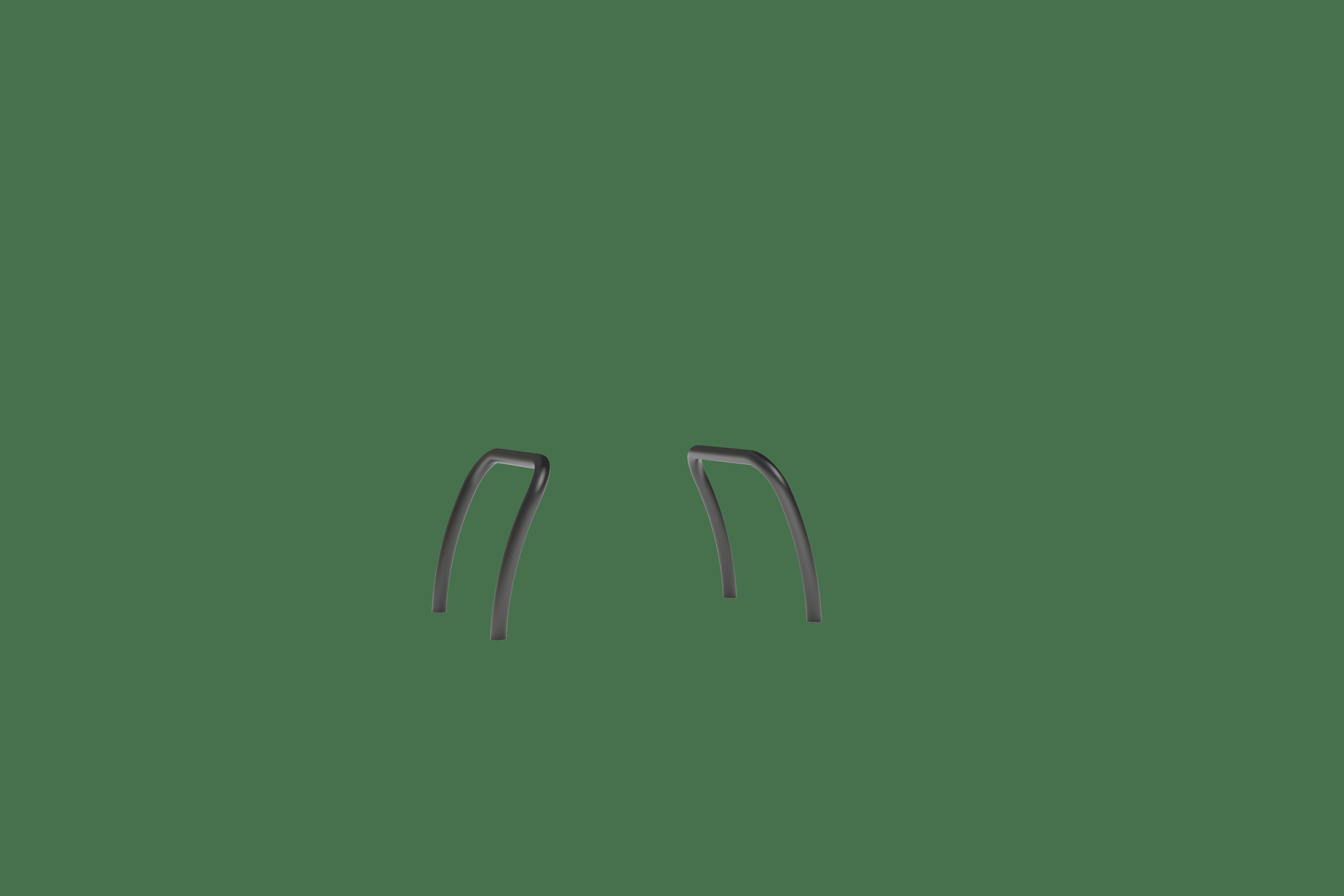 Flotte udendørs træningsredskaber calisthenics spire mini parallel