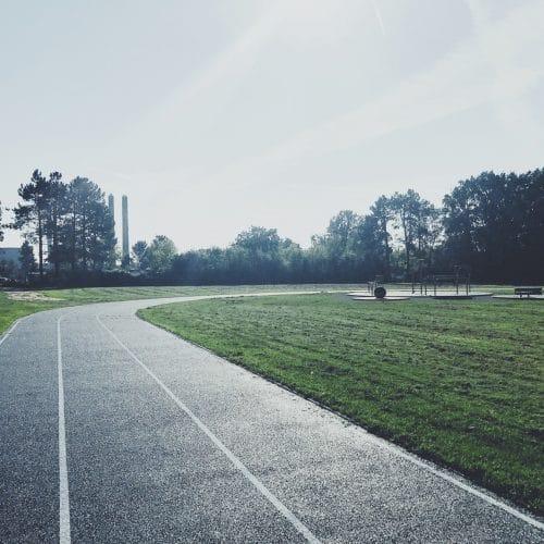udendørs trænings område Indvielse - NOORD - Den Gyldne Træningspark