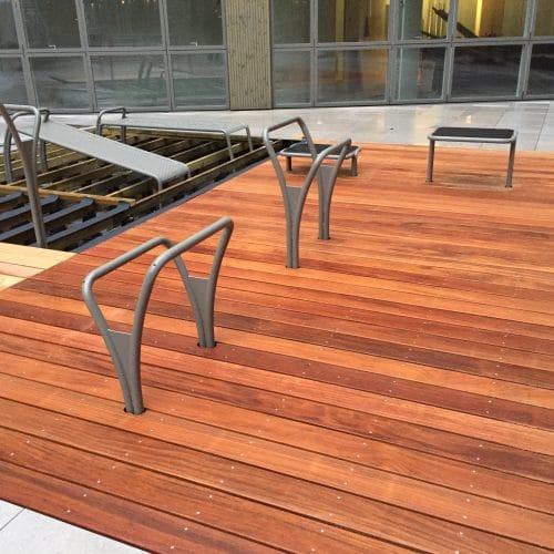 Udendørs Traeningsredskaber fitness motion træning scandinavian center Aarhus