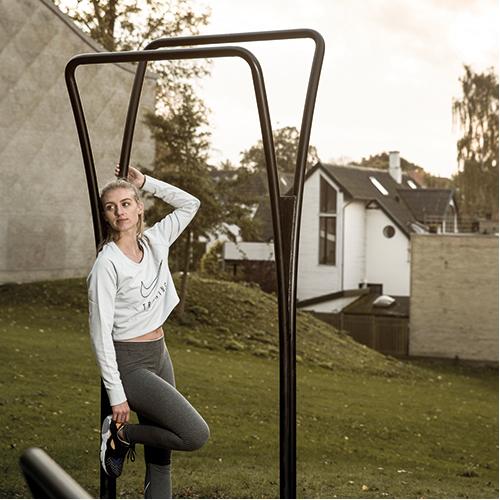 Udendørs træningsredskaber i flot design køb træningsredskaber her