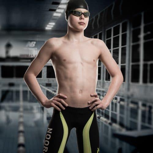 sponsorat til et ungt idrætstalent Dansk elitesport Esbjerg svømmeklub
