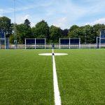 3G holmegaard kunstgræs fodboldbane