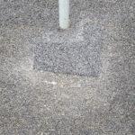 Reparation af faldunderlag i skolegård