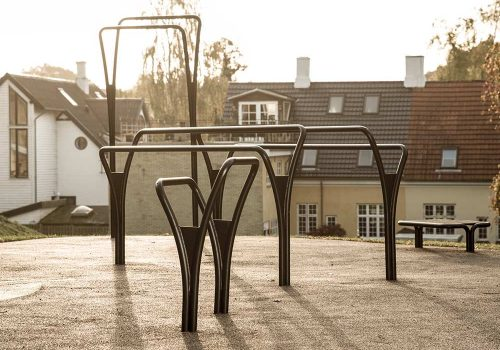 NOORD træningsområde ved Roskilde domkirke